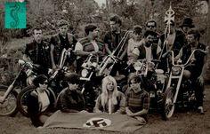 old outlaw biker images | Nostalgia on Wheels Shoppe