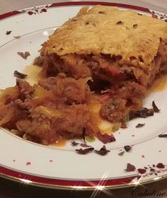 Gratin de courgette spaghetti, sauce bolognaise au tandoori^^ !