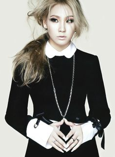 [HQ] 2NE1 CL for Elle Korea