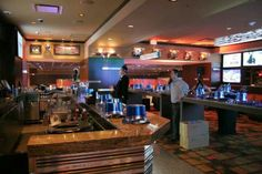 Michael Patrick's sports bar and Grill at the Golden Nugget Casino in Biloxi Mississippi