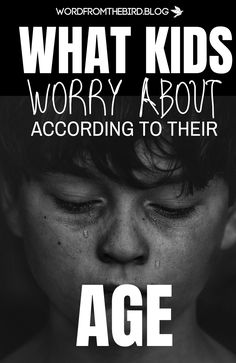 Positive parenting tips and hacks for knowing how to help your child handle their anxiety. Here are what kids worry about according to their age and what you can do to help them. Parenting Fail, Kids And Parenting, Understanding Anxiety, Anxiety In Children, Positive Discipline, Christian Parenting, Adolescence, Raising Kids, Kids Learning