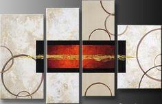 Cuadros Modernos / Abstractos / Minimalistas - BsF 850,00