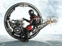 一輪バイク