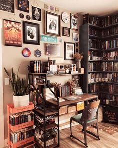 Room Ideas Bedroom, Bedroom Decor, Aesthetic Room Decor, New Room, House Rooms, Room Inspiration, Sweet Home, House Design, Interior Design