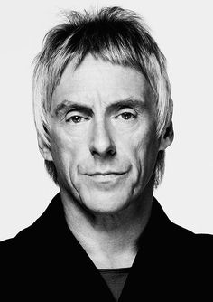 Paul Weller great musician,chain smokes or if he cant he chews gum.which explains his gravelly voice these days.