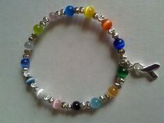 All Cancer awareness bracelet