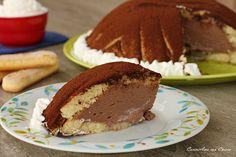 Lo zuccotto alla nutella è un dolce golosissimo e facilissimo da preparare! La mia versione non è quella tradizionale ma un'originale versione che sicuramen