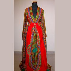 5 Places to shop for plus size african print designs - My Curves And Curls