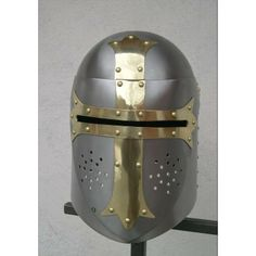 Medival Cross Helmet - Only £200!!