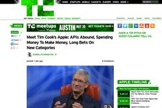 http://techcrunch.com/2013/05/29/meet-tim-cooks-apple-apis-abound-spending-money-to-make-money-long-bets-on-new-categories/ ... | #Indiegogo #fundraising http://igg.me/at/tn5/