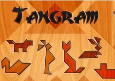 Tangram - App educativa de Android | Recurso educativo 101217 - Tiching