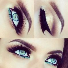 Try this look with Kiwi  Buff Mineral Pigments from Fleur de Vie. www.fleurdevie.me