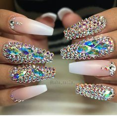 """318 Likes, 2 Comments - MAKE WHAT YOU BELIEVE IN (@david_nailz407) on Instagram: """"Nails by @haha_nails_ #texasnails #orlandonails #nailartists #kissimmeenails #newyorknails…"""""""