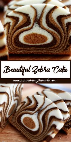 Beautiful Zebra Cake Sweets, cakes and deserts, Malte Vogel, Sweets, cakes and deserts Schöner Zebrakuchen Source by . Beaux Desserts, Köstliche Desserts, Delicious Desserts, Dessert Recipes, Food Cakes, Big Cakes, Torta Zebra, Zebra Cakes, Cake Mix Cookies