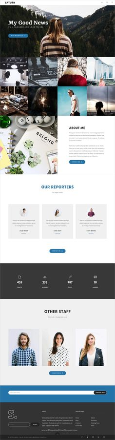 Saturn is a Multiuse and Accurate responsive #WordPress #Theme for any professional use like agency, business, freelance, studio, #blog, portfolio or photography website with 20+ Homepage and 100+ inner pages download now➩  https://themeforest.net/item/saturn-multiuse-and-accurate-wordpress-theme/19220340?ref=Datasata