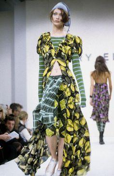 For all the Style.com content you love, follow @voguemagazine on Pinterest: pinterest.com/voguemagazine