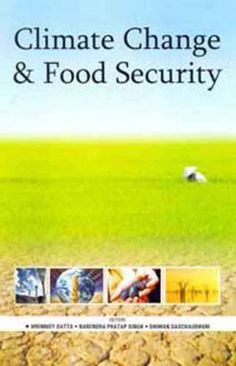 The book has a comprehensive account of the climate change with possible projections on food security in India. Global scenario of extreme climatic events and the corresponding probable climatic parameters in the years to come are discussed elaborately