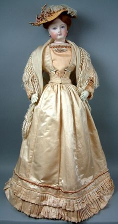 """Francois Gaultier doll produced in Paris from 1860 - 1899""的图片搜索结果"