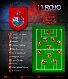 11 Rojo vr Xela 20 Jul 2014