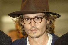 Mens Vintage Tortoise, Hornrim Eyeglasses Celebrity, J Depp, James Dean Tart Arnel, The Producer