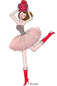 My Little Paris Kanako Dance danse Christmas Noël