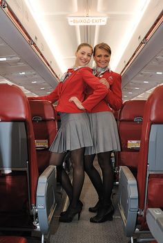 Air stewardess in pantyhose images 108