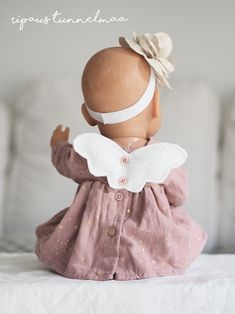 Baby Born, Couture, Baby Dolls, Doll Clothes, Flower Girl Dresses, Sewing, Wedding Dresses, Fashion, Clothing