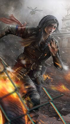 Homefront: The Revolution, video game, revolt, 720x1280 wallpaper
