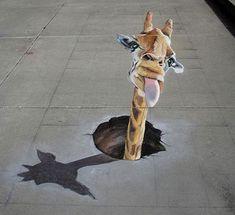 Mettre le nez dehors même en ville ! / Street art.
