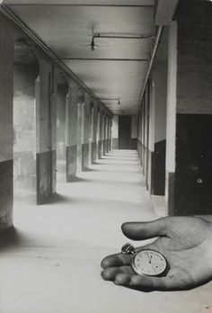 Hôpital des Quinze-Vingts, 1928  Eli Lotar , whose work was visually daring and more socially engaged than the work of many other surrealists, using photography to document the dramas and struggles of everyday French people