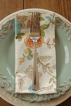 make your own napkins
