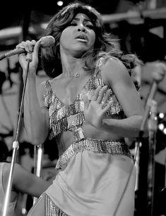 Ike Turner, Ike And Tina Turner, Lady Sings The Blues, Peter Beard, Female Singers, Black Is Beautiful, Black History, Rock And Roll, Celebrities