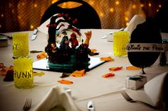 Disney Wedding Inspiration: Ultimate Disney Weddings Centerpieces