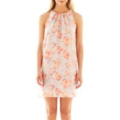MNG by Mango® Floral Dress  found at @JCPenney - for Lauren