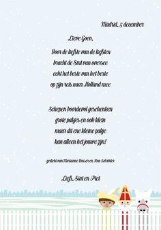 Download een Word bestand met deze Sinterklaas achtergrond voor je gedicht. | copyright Papiergoed