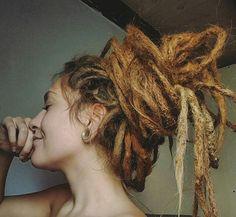 Beautiful as hell   By i-likedreadlocks / ॐ BE☼LD ☮