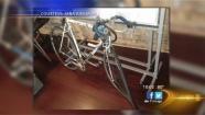 Help the police find the people who dragged Jana Kinsman while she was biking.