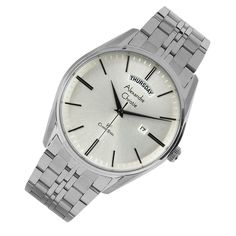 8588MEBSSSL Alexandre Christie Classic Steel Watch Black Stainless Steel, Stainless Steel Bracelet, Casual Date, Hand Watch, Classic Man, Quartz Watch, Fashion Watches, Men Dress, Bracelet Watch