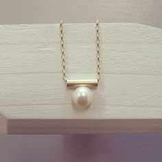 Rachel Swan Goldsmith 9ct Gold & Pearl Pendant Swan Jewelry, Fine Jewelry, Jewelry Making, Pearl Pendant, Pearl Necklace, Pendant Necklace, Wooden Plates, Jewelry Necklaces, Jewellery