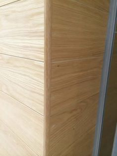 oak tongue and groove close up : ) Wall, Oak, Own Home, Tongue And Groove Panelling, Home Decor