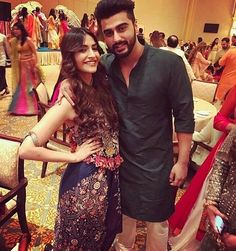 Sibling Goals: Arjun Kapoor and Sonam Kapoor. @filmywave  #ArjunKapoor #SonamKapoor #siblings #SiblingGoals #celebrity #bollywood #bollywoodactress #bollywoodactor #actor #actress #star #fashion #glamorous #hot #love #beauty #instalike #instacomment #filmywave