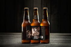 Coppertail Brewing Co. on Behance
