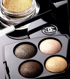 Chanel Les 4 Ombres Quadra Eye Shadow Intuition  No. 36