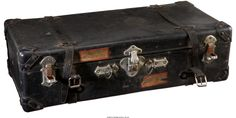 John Dillinger's Suitcase, Used by the FBI to Ship His Personal Belongings Home to His Family after the Shootout with Police in St. Paul, Minnesota, March in which Dillinger was Wounded in the Leg Great Movies, Public Enemies, Hope Chest, Mafia, Minnesota, Suitcase, Crime, Police, Ship