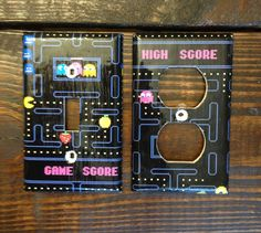 Pin By Lisa Gerard On For The Home Pinterest Pac Man