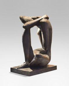 Modern Art Sculpture, Abstract Sculpture, Bronze Sculpture, Ceramic Figures, Ceramic Art, Ceramic Sculpture Figurative, Sculptures Céramiques, Abstract Animals, Beauty Art