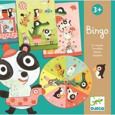 Bingo - Cestování