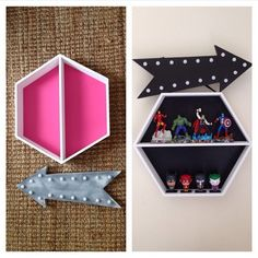 Inspiring (And Easy) Kmart Hacks To Try Yourself - The Style Insider - boys room