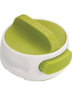 Joseph Joseph 20005 Can-Do Compact Can Opener Easy Twist Release Portable Space-Saving Manual Stainless Steel, Green ❤ Joseph Joseph