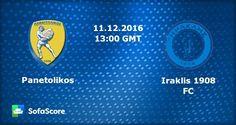 ΠΑΝΑΙΤΩΛΙΚΟΣ - ΗΡΑΚΛΗΣ   Panaitolikos-Iraklis  live streaming
